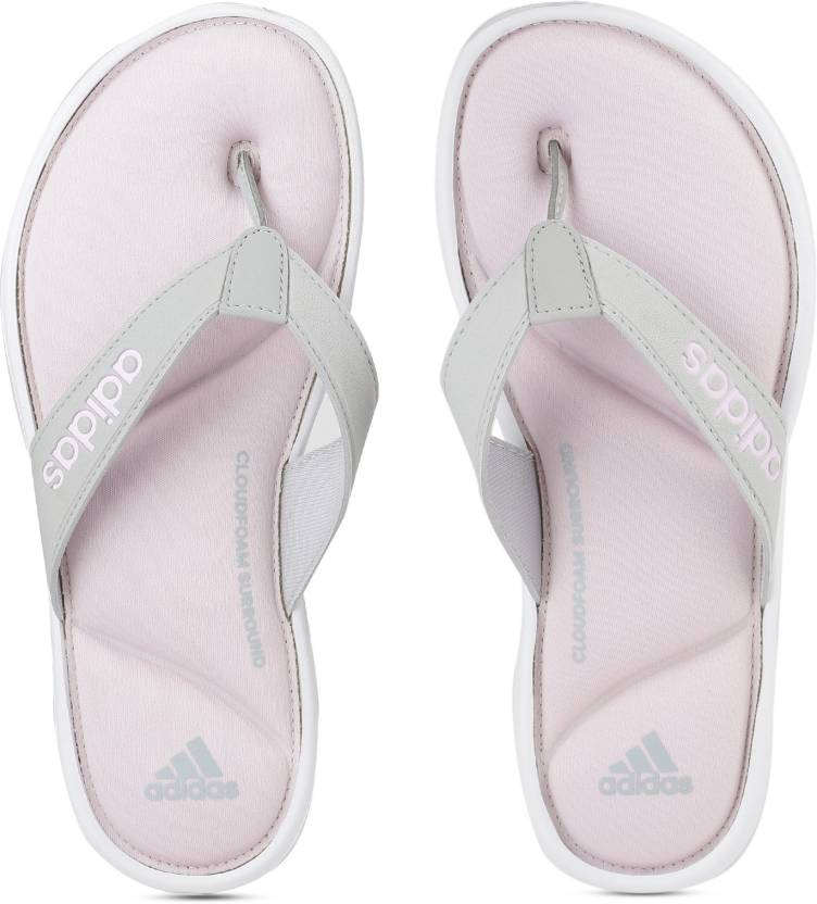 1a979b71e ADIDAS COMFORT CF SURROUND Flip Flops - Buy AERPNK GRETWO AERPNK Color ADIDAS  COMFORT CF SURROUND Flip Flops Online at Best Price - Shop Online for ...