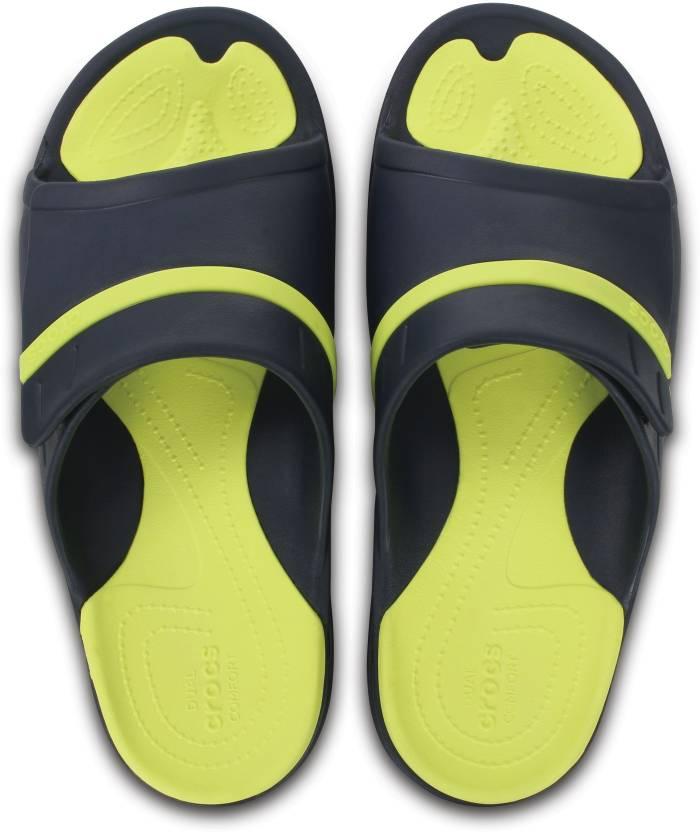 f7a157162 Crocs Crocs MODI Sport Slide Slides - Buy Crocs Crocs MODI Sport Slide  Slides Online at Best Price - Shop Online for Footwears in India