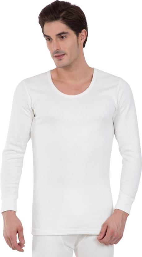 93aaa6a7a7 Jockey Men s Top - Buy Off White Jockey Men s Top Online at Best Prices in  India