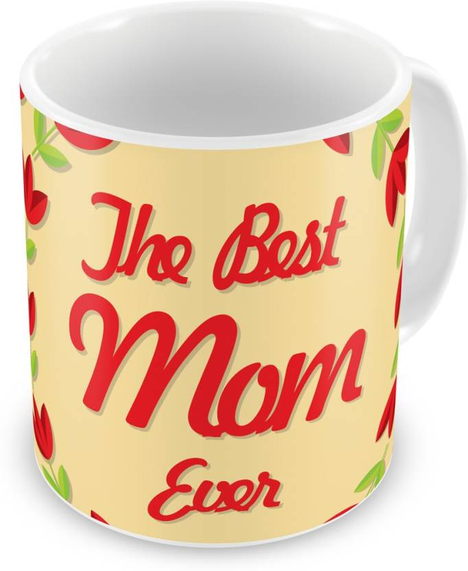 Indigifts Decorative Gift Items The Best Mom Ever Mothers Day Special For Mummy Mother In Law Grandmom Birthday
