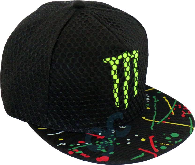 2cfc66d0725aee GVC Embroidered Monster Snapback Cap - Buy GVC Embroidered Monster Snapback  Cap Online at Best Prices in India | Flipkart.com