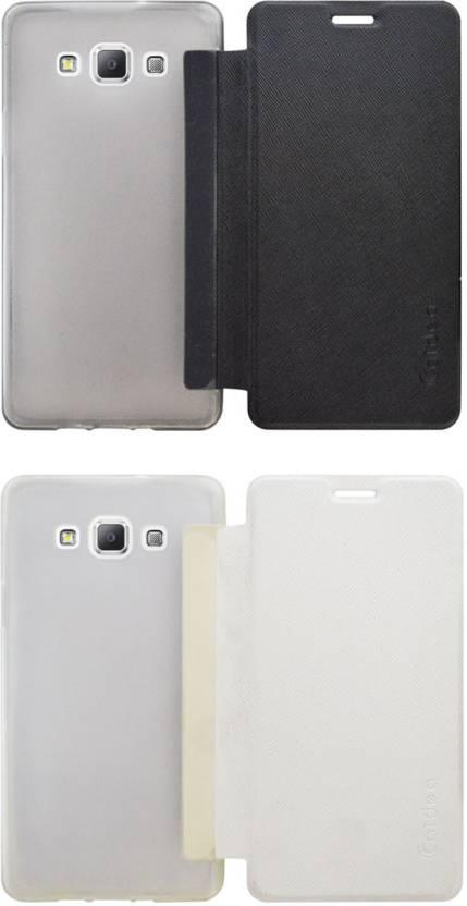 promo code 46484 ef45e COVERNEW Flip Cover for Samsung Galaxy A7 (2015) - SM-A700FZKGINS ...