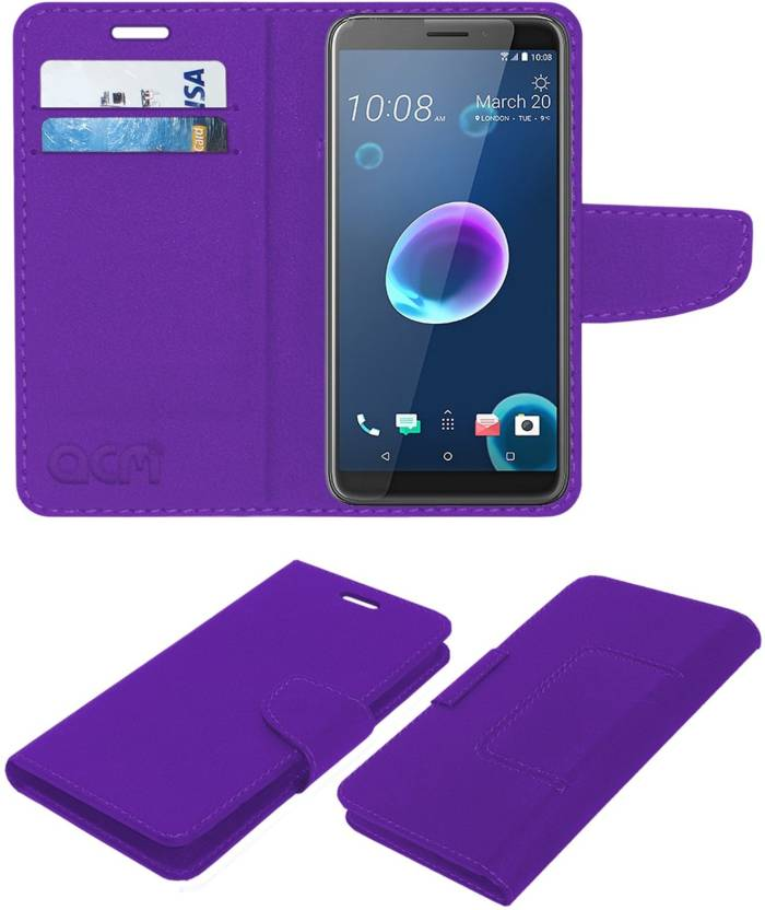 low priced befd6 5502f ACM Flip Cover for Htc Desire 12