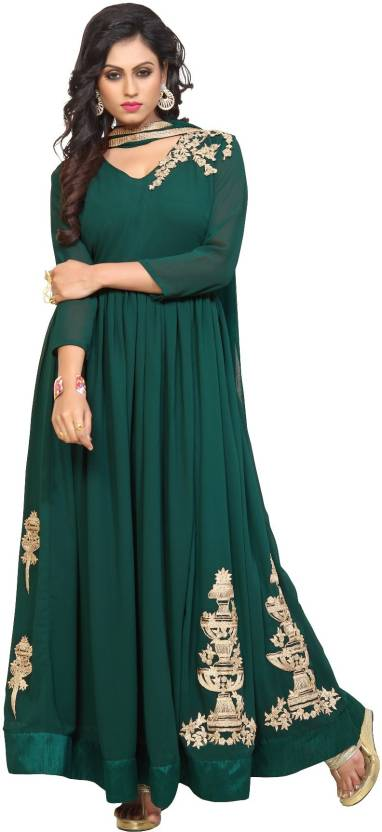 Ethnic Yard Flared Gown Price in India - Buy Ethnic Yard Flared Gown ...