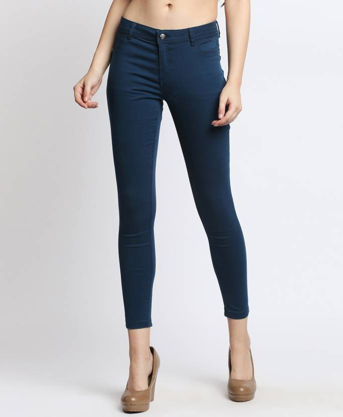 76d698bd838a5a DJ &C by FBB Blue Jegging Price in India - Buy DJ &C by FBB Blue ...