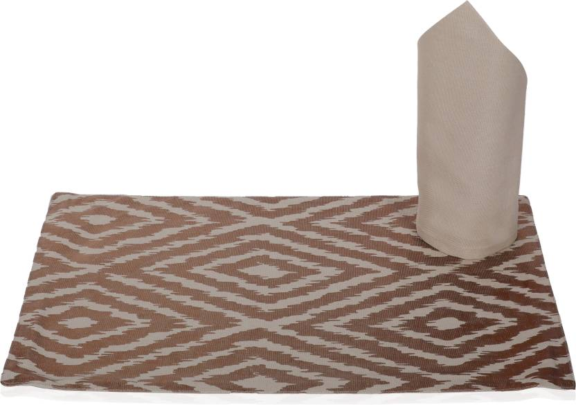 Cannon By Big Bazaar Beige Cotton Kitchen Linen Set Buy Cannon By