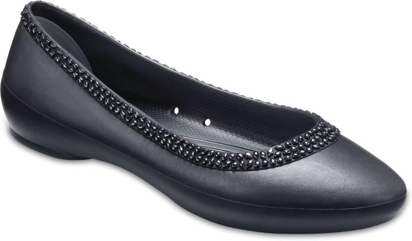 4dded5ada686 Crocs Crocs Lina Diamante Flat W Bellies For Women - Buy Crocs Crocs ...