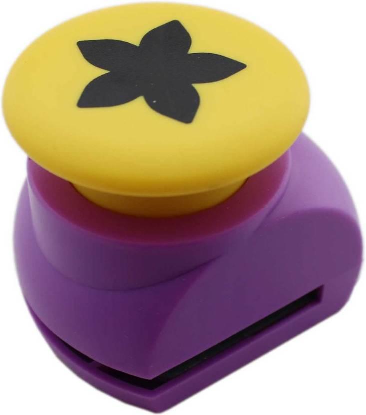 Tootpado Craft Paper Punches Flower Design Jf 823 Ccpp81