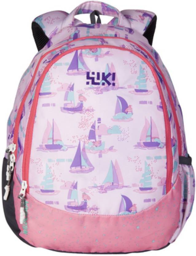 Wildcraft Wiki J1 Sailor Kids School Bag 20 L Backpack Pink Price