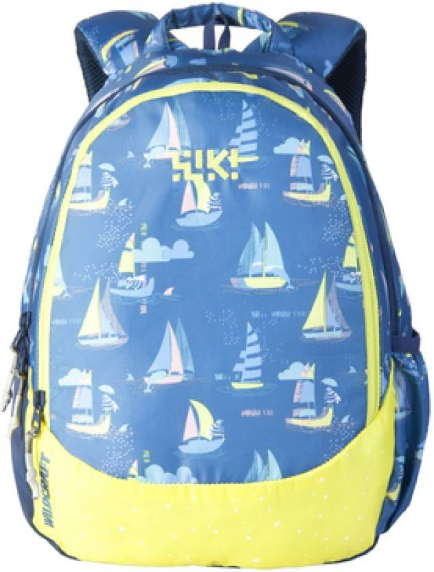 Wildcraft Wiki J1 Sailor Kids School Bag 20 L Backpack Blue Price