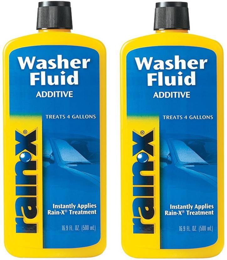 Rain-x RAINXWWFA500ML2PK Liquid Vehicle Glass Cleaner Price