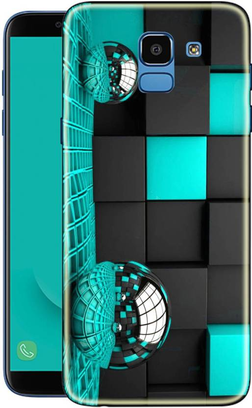 the best attitude d545a d1dff Snazzy Back Cover for Samsung Galaxy J6 - Snazzy : Flipkart.com