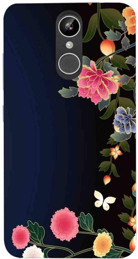 7dd9f6c1d824ff Pitspot Back Cover for Itel S41 Back Cover /Itel S41 Back Case /Itel S41  (Multicolor, Waterproof, Flexible Case)