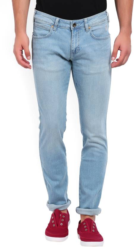 4ca54068 Wrangler Slim Men's Light Blue Jeans - Buy JSW-LIGHT STONE Wrangler Slim  Men's Light Blue Jeans Online at Best Prices in India | Flipkart.com