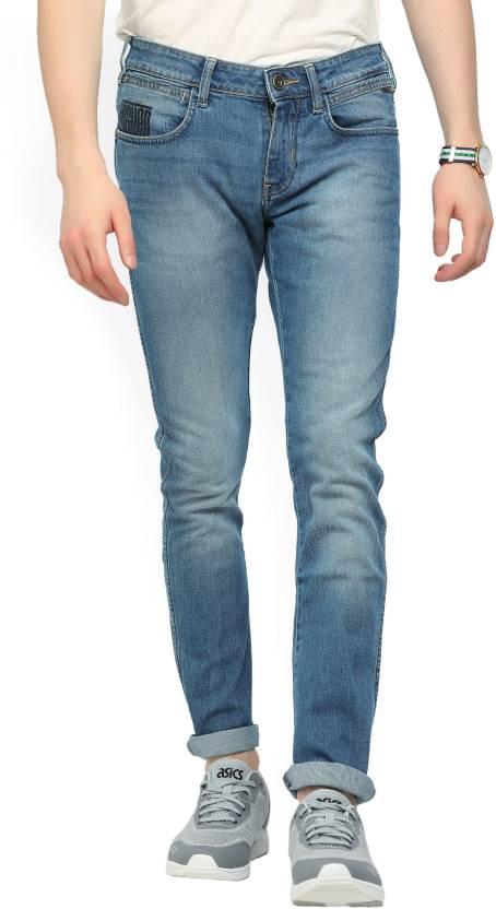 dd24f759 Wrangler Skinny Men's Blue Jeans - Buy JSW-LIGHT WASH Wrangler Skinny Men's  Blue Jeans Online at Best Prices in India | Flipkart.com
