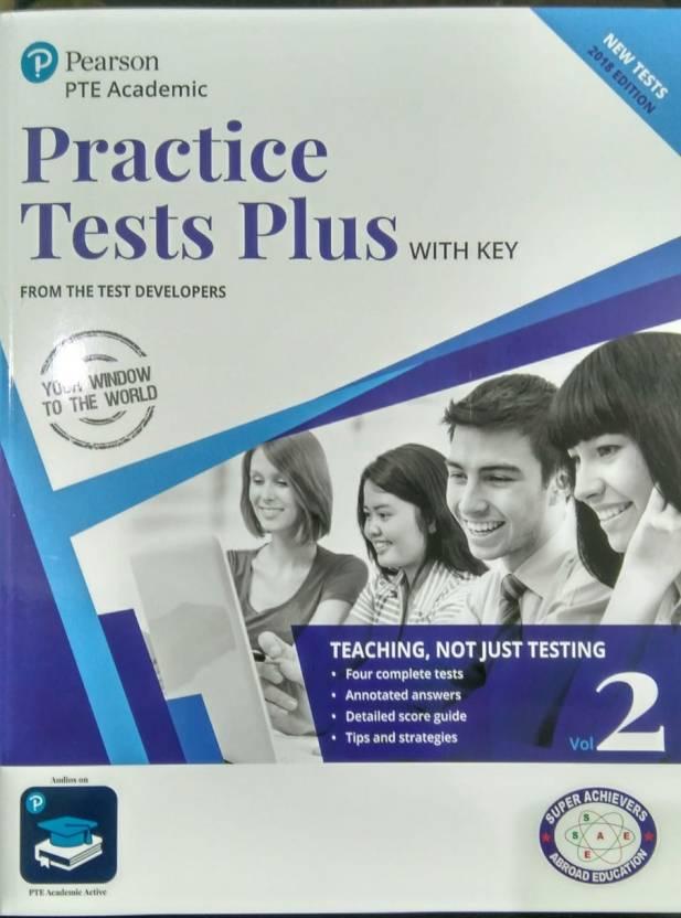 PTE Practice Test Plus vol-2: Buy PTE Practice Test Plus vol