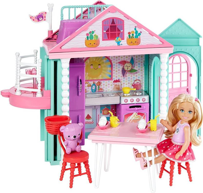 Barbie Chelsea Club Playhouse Chelsea Club Playhouse Shop For