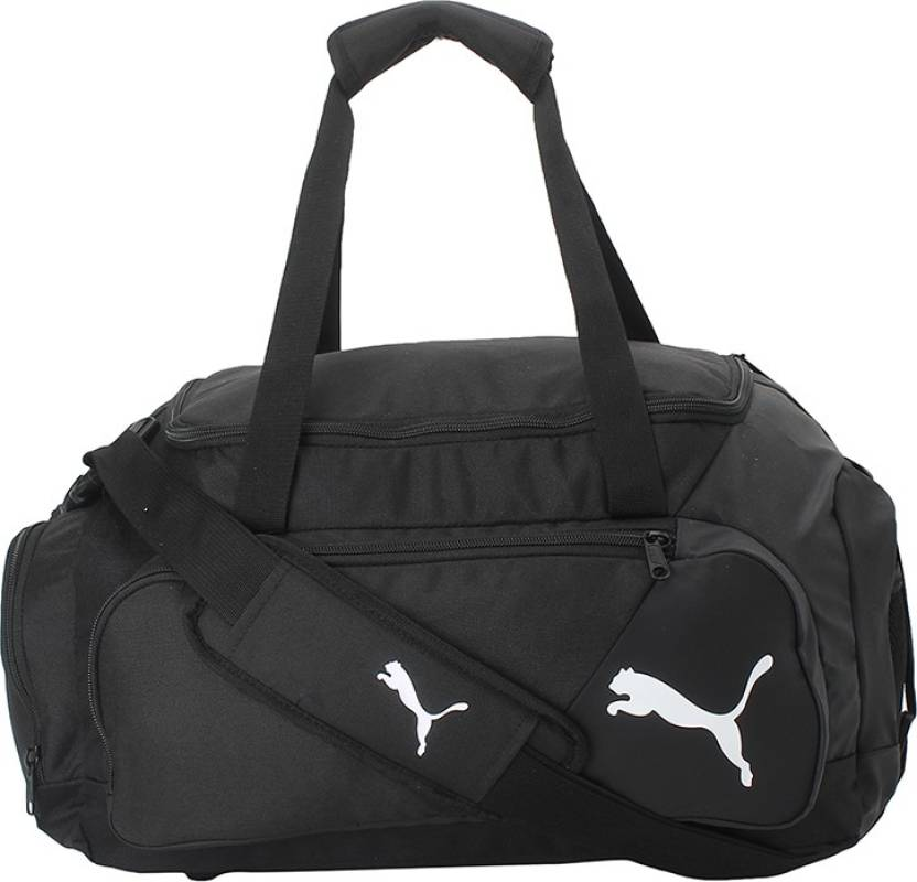 6f30f838c9 Puma LIGA Small Bag Travel Duffel Bag Black - Price in India ...