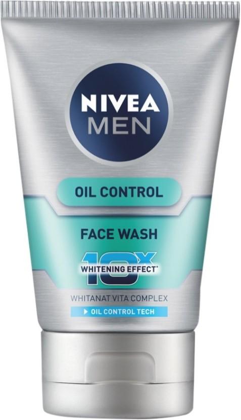 nivea face wash