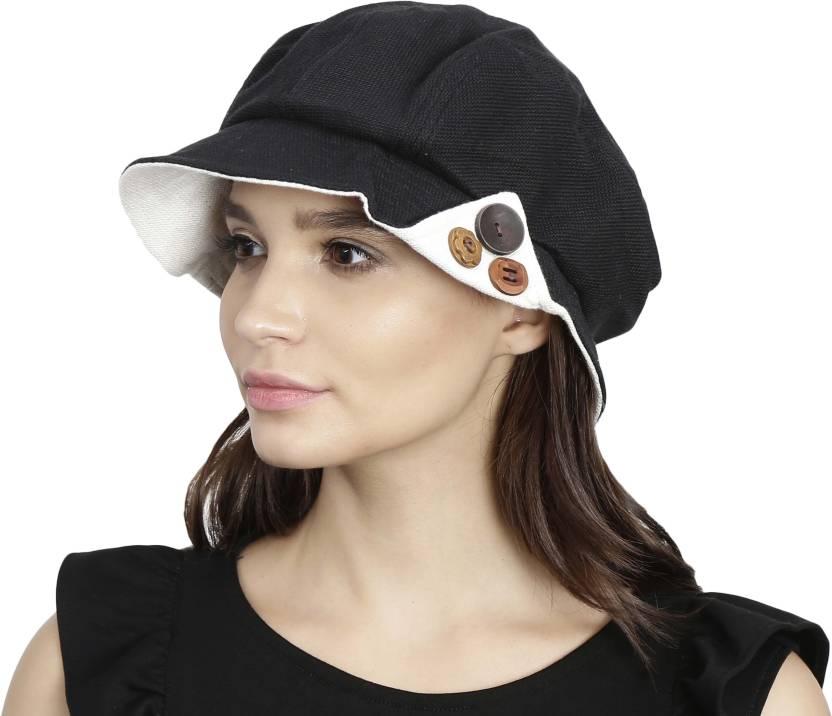 76d390fb2b1 FabSeasons Foldable Cotton Fashion Cloche   Caps   Hats for Girls   Women  Cap - Buy FabSeasons Foldable Cotton Fashion Cloche   Caps   Hats for Girls  ...