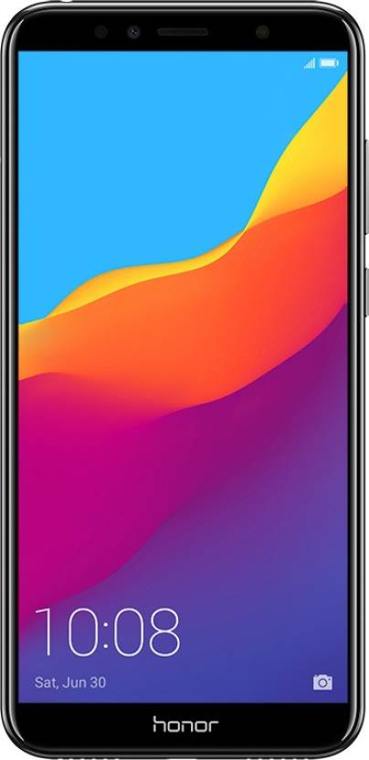 Honor 7A (Black, 32 GB)  (3 GB RAM) @7999