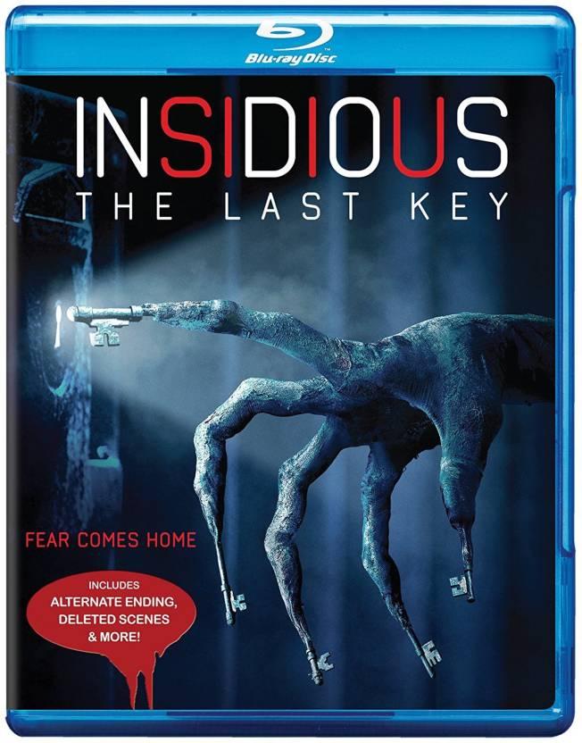 Insidious: The Last Key Price in India - Buy Insidious: The Last Key