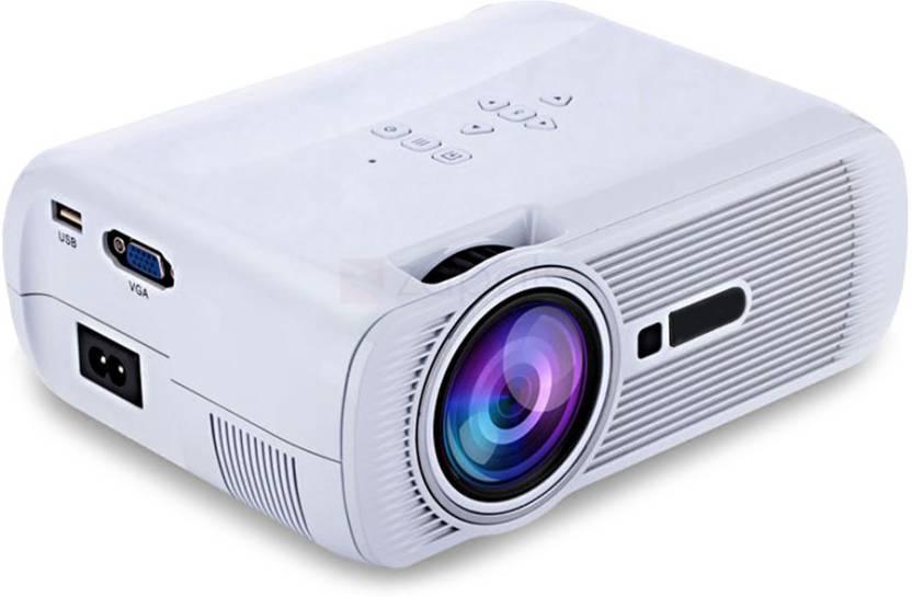 Punnkk P7 1800 Lumen Full HD 1080P LED LCD Home Theater