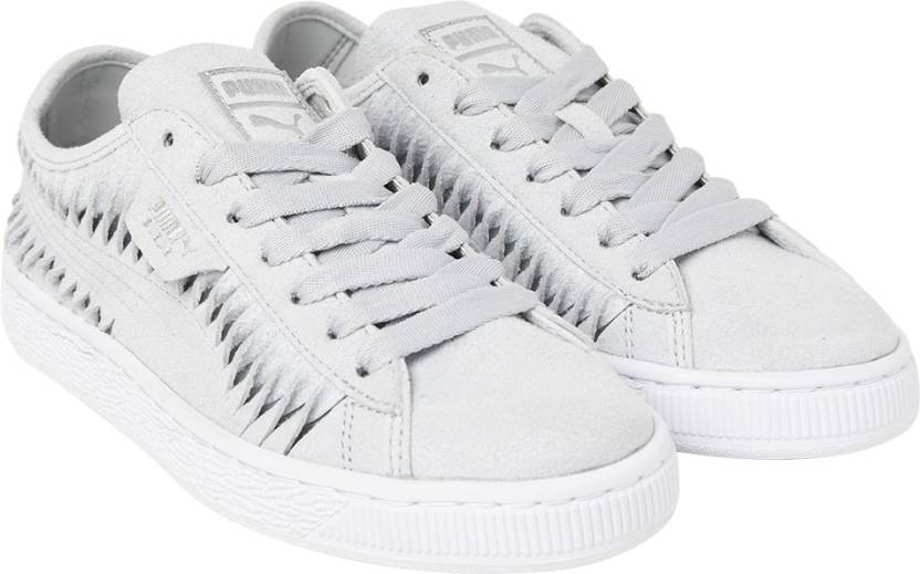 4837cc462962 Puma Suede Metallic Entwine Wn s Sneakers For Women - Buy Puma Suede ...