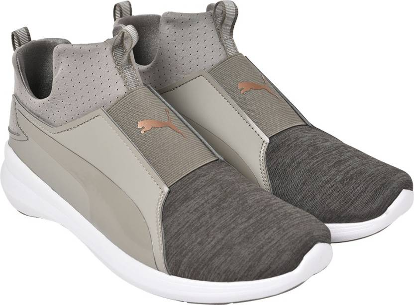 e543e4525aaf73 Puma Puma Rebel Mid Wns EP Q2 Slip On Sneakers For Women - Buy Puma ...