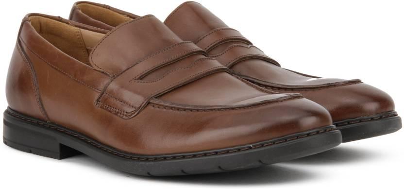 0d85ada37ef9 Clarks Banbury Step Formal Shoe For Men - Buy British Tan Lea Color ...