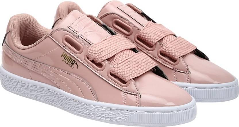 premium selection 5fa05 ac101 Puma Basket Heart Patent Wn s Sneakers For Women - Buy Puma ...