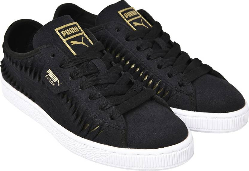 256aaa0c3e98 Puma Suede Metallic Entwine Wn s Sneakers For Women - Buy Puma Suede ...