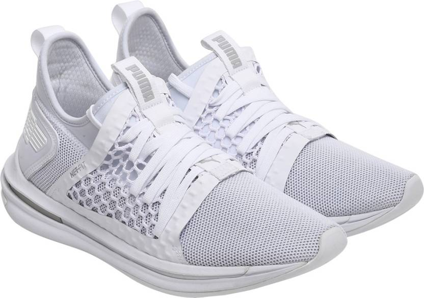 Puma IGNITE Limitless SR NETFIT Running Shoes For Men - Buy Puma ... 3587259e2