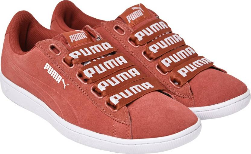 Puma Puma Vikky Ribbon Bold Sneakers For Women 8711d5f48