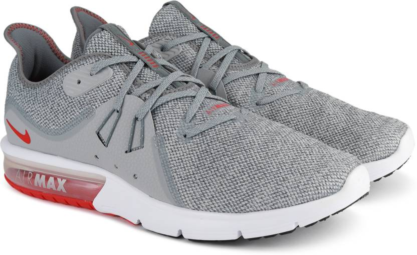 bc22c267d68 ... check out 96f26 7d506 Nike NIKE AIR MAX SEQUENT 3 Running Shoes For Men  ...