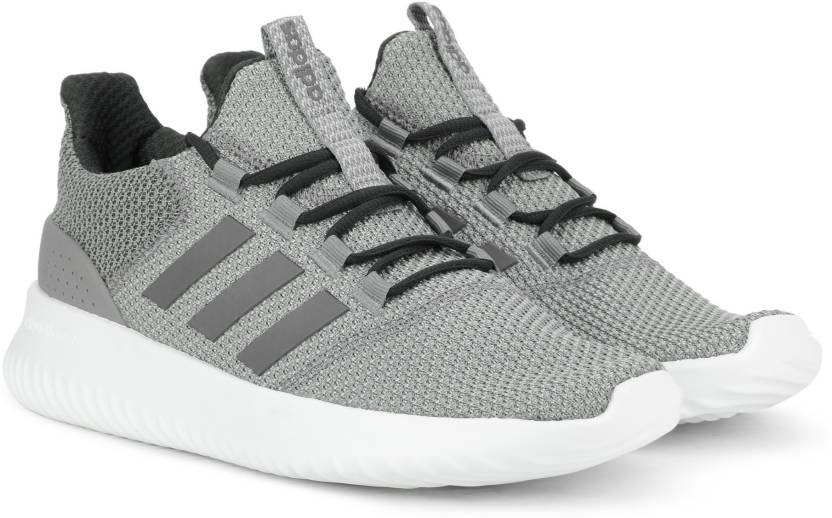 the best attitude 5b244 89339 ADIDAS CLOUDFOAM ULTIMATE Running Shoes For Men (Grey)