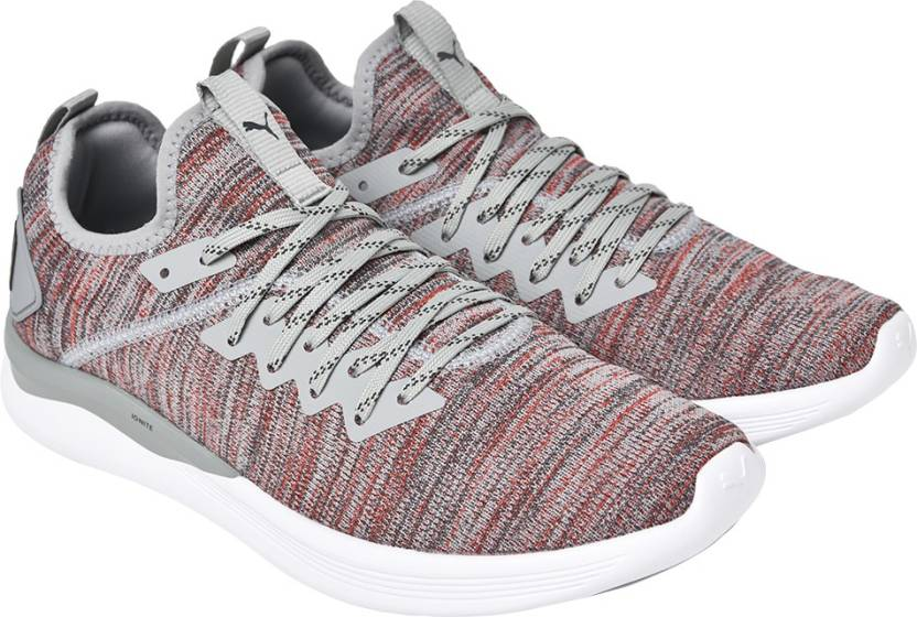 reputable site 96e95 aca4f Puma IGNITE Flash evoKNIT Walking Shoes For Men