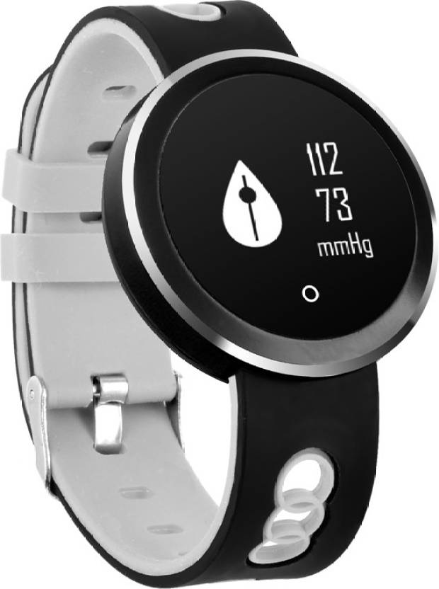 VibeX ™ Bluetooth V4 0 Smart Watch Fitness Bracelet with Heart Rate