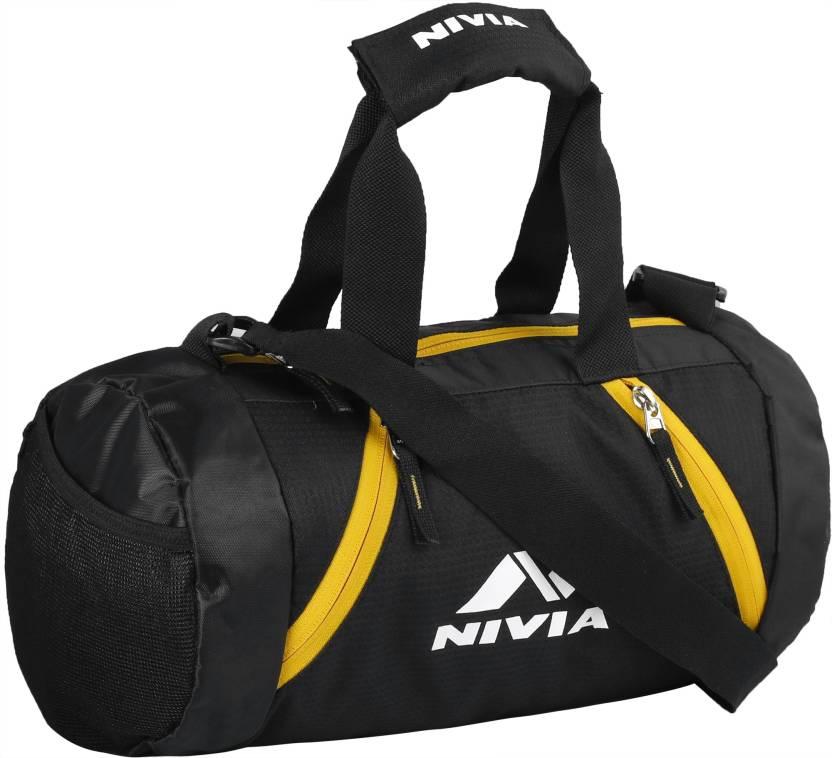 Nivia Beast Gym Bag - Buy Nivia Beast Gym Bag Online at Best Prices ... ab8138f87e652