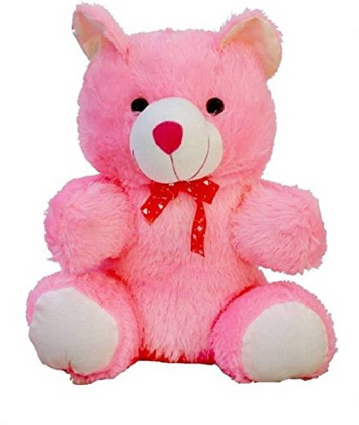 Arvel Soft Teddy Bear Birthday Gift For Girlfriend Wife Happy Toy 3 Feet Long Pink9289cm