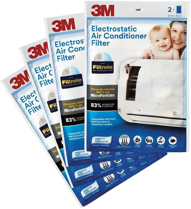 3m Electrostatic Air Conditioner Filters Sante Blog