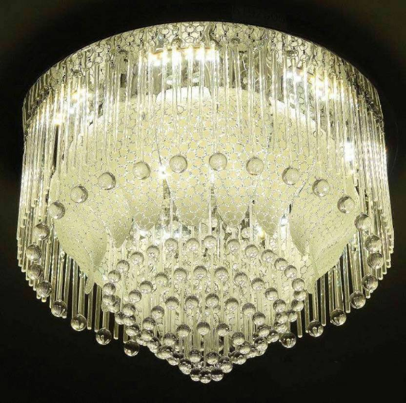 Galaxy Chandelier/Jhoomar, Led ceiling light (500mm/20 Inches)2700 ...