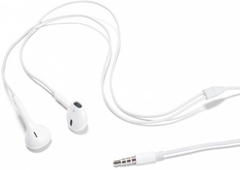 8fbc34261a4 Grostar Present Hi-Fi Base 100% Original Quality Earpods Compatible With  Apple Iphone With Mic 3.5 MM Jack ...