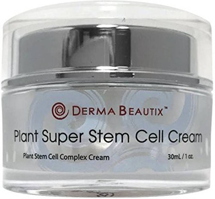 Derma Beautix New Skin Care Cream Smoother Skin Plant Super Stem