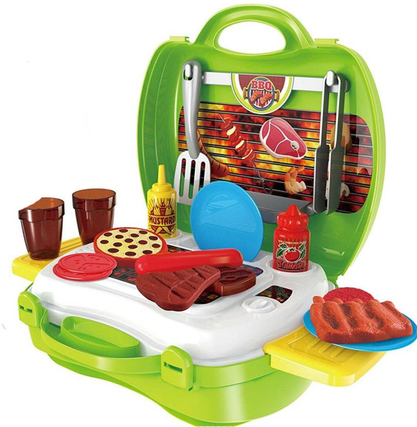 e65fabece57b Grab Offers Kids Pretend Play BBQ Playset