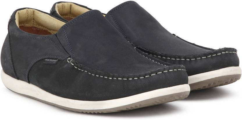 be694fac8aa6f Hush Puppies By Bata Slip-on Sneaker For Men - Buy Blue Color Hush ...