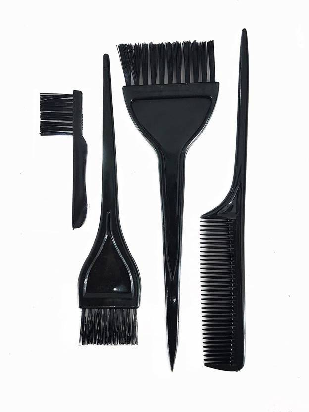 Prime Hair Colouring Brushes Hairdressing Salon Hair Color Dye Brushes Kit Set Coloring