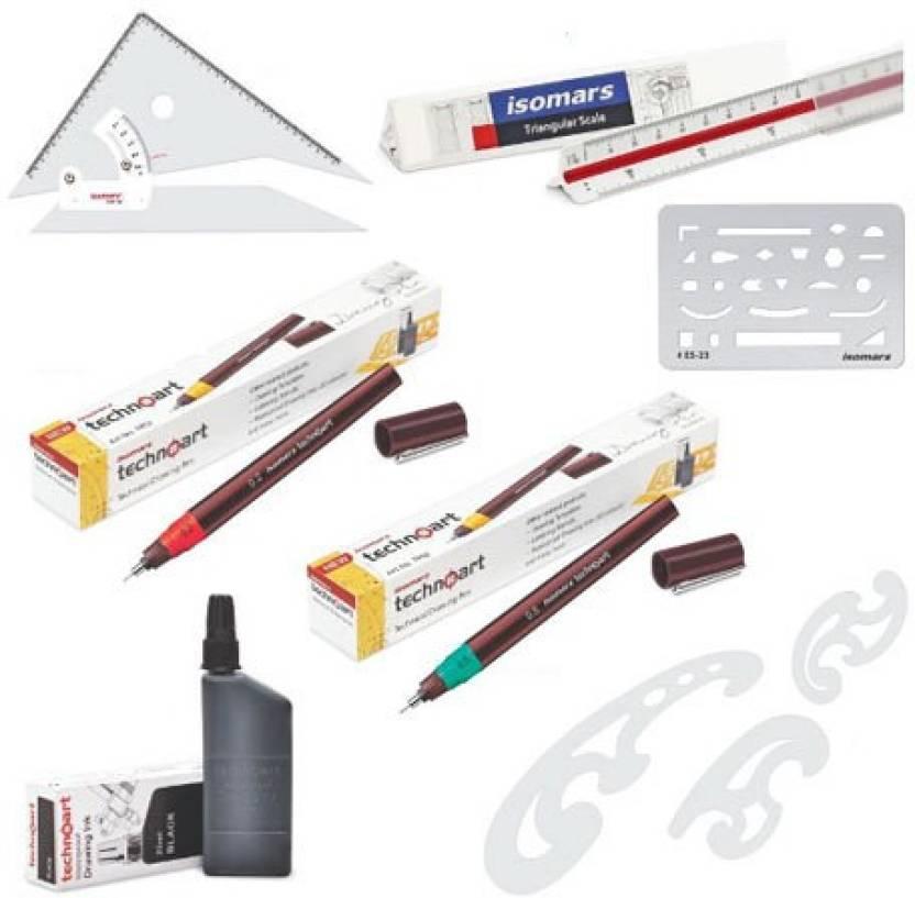 architect office supplies. Isomars Architect Student Drafting Kit Architect Office Supplies