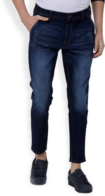 9f55ecc20e1 Highlander Slim Men s Blue Jeans - Buy INDIGO Highlander Slim Men s ...