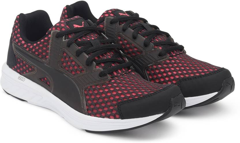 Puma NRGY Driver Running Shoes For Women - Buy Puma Black-Paradise ... c7a33df0b